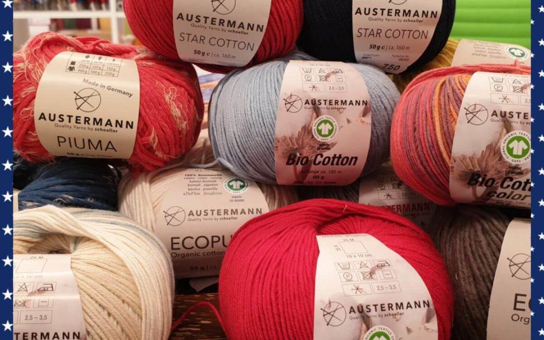 Nouveautés laines/cotons