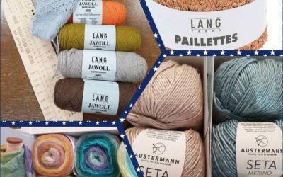 Nouveautés laines